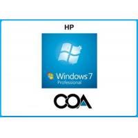 Microsoft COA Label Windows 7 Professional COA Sticker With OEM Key Online Activate