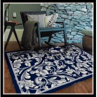 China Custom Carving Living Room Dining Room Mats Carpets Runner Rug on sale