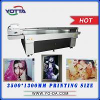 China 2016 hot sale ceramic tile floor uv 3d printer high resolution ceramic printing machine on sale