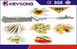 China Dog Chews Feed Processing Machinery , Pet Food Processing Equipment on sale