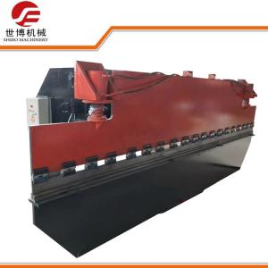 China Hydraulic Semi Automatic Iron Plate Sheet Bending Machine For Special Shaped Steel Parts on sale