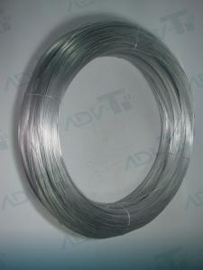 China Gr5 ELI Titanium Alloy Wire Straight And Coiled Wires For Human Bodys on sale