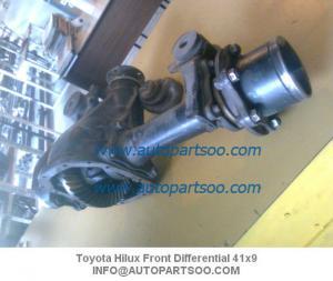 Nucleo Diferencial Delantero De Toyota Hilux 41x9 Toyota