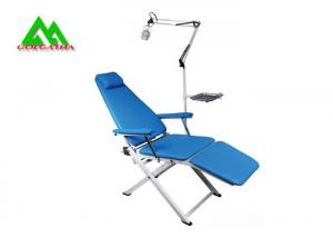 China Electricity Folding Dental Chair Unit / Dental Operator Chair Flexibility Movement on sale
