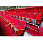 School Hall Commercial Theater Seating / Audience Seating Chairs Fireproof