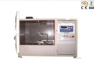 China Solid Materials Laboratory Fire Testing Machine BSI 6401 UK 110 / 230 V on sale