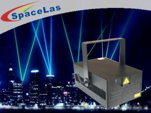 China 30 Watt High Power Laser Projector , Building Laser Professional Light Show Equipment on sale