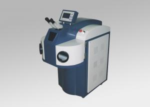 China Industrial Gold Laser Welding Machine Spot Repairing Corrosion Resistance on sale