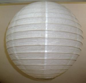 China Round black paper lamp shades on sale