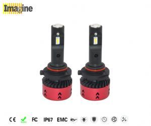 China LED replacement headlight bulbs, 35w 5000K 9005 Automotive Led Light Conversion Kit , Aftermarket Led Headlight Bulbs on sale