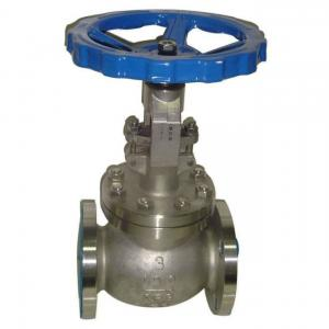 Handwheel Operated Rising Stem 4 ANSI 150# Flange End Globe Valve Stainless Steel 316