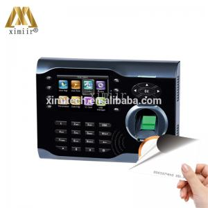 China Employee fingerprint time record system iclock360 fingerprint and RFID card smart card time and attendance ZK terminal on sale