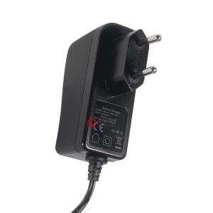 China EU Plug 7W Max Nimh Battery Charger 4.2V 0.5A 3.7 V Rechargeable Battery Charger on sale
