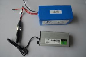 China 24V 11.8Ah rechargeable LiPo Battery for E-bike/ Wheel Chair with Charger on sale