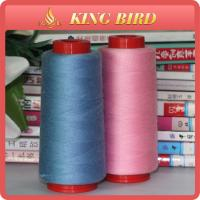 Various Colors Industrial Polyester Sewing Machine Thread for Shoe