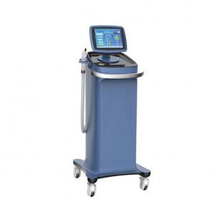 China Pulse Radio Frequency Skin Tightening Machine With Treatment Head Dia 18mm/30mm/50mm on sale