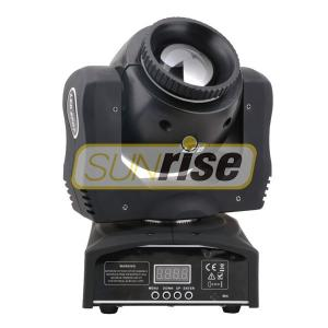 China 7 Color Dmx Led Moving Head Spot Light 6 Degree Beam Angle 0 -100% Linear Dimmer on sale
