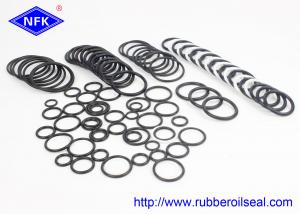 China Excavator Volvo EC210 EC210B Control Valve Seal Kit Resistant To Oil , Fatigue , Aging on sale