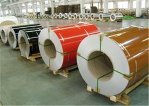China Mirror Finish Coated Aluminum Coil / Anodized Aluminum Sheet Metal on sale