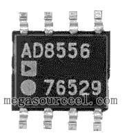 China AD8556ARZ - Analog Devices - Digitally Programmable Sensor Signal Amplifier with EMI Filters on sale