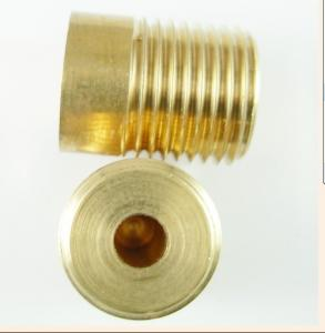 China Black brass adapter from cnc machined parts maufacturer on sale