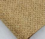 Whosale Price 1.4m Width Hollow Cork Fabric style by Yard in Nature Color for Decoration