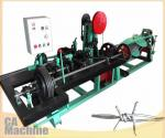 High Speed Best Price Fully Automatic Barbed Wire Machine Manufacture