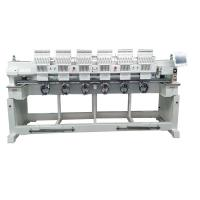 Computerized Industry 4 Head Embroidery Machine For Flat Embroidery , Garment Embroidery