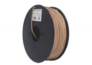 China Color Changing PLA Filament 1.75 Mm / 3.00mm , ABS 3D Printing Filament CE Approved on sale