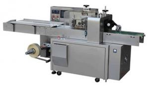China Chocolate / Ice Cream Automated Packaging Machine With Electronic Text Display on sale