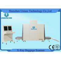 Recommend X Ray Baggage Scanner with 4096 Image Grey Level 250kg Conveyor Load