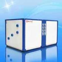 Freestanding 2 Ton Water Source Heat Pump Galvanized Steel Sheet Compact Structure