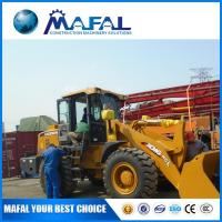 Cheap Construction Equipment XCMG 3t Wheel Loader Lw300fn loading capacity 3t made in china