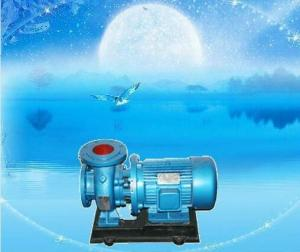 China ISW single-stage horizonal firefighter used pipeline pump/pipleline centrifugal pump on sale