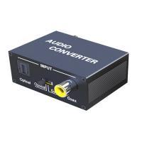 SPDIF Audio Optical TOSLINK to Coaxial Bi-directional Converter