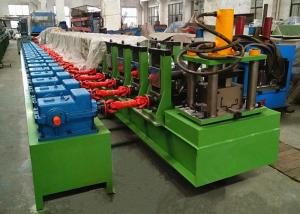 China Steel Roller Shutter Door Roll Forming Machine Gear Box Driven Auto Size Adjustable on sale