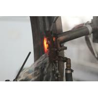 High Precision Slewing Ring Bearings For Engineering Machines , Internal Gear OEM ODM