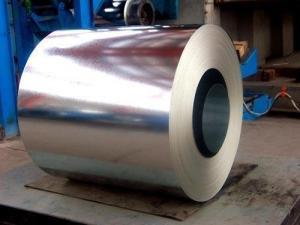 China High Durability Galvanized Steel Coil , DX51D+Z Grade With JIS Standard on sale