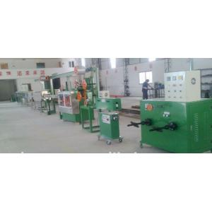 China 14:1 L/D of Screw Silicone Rubber Cable Extruder Machinery Line with Main Power 10HP, 20HP on sale