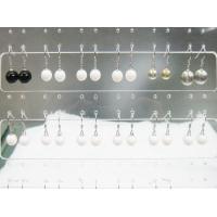 925 Sterling Silver Gemstone Beads Semi Precious Stone Jewelry Earrings