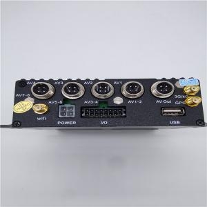 China H.264 4 CH 720P AHD 3G WIFI HDD Mobile DVR For All Vehicles Bus Truck on sale