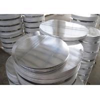 1000 Series Aluminum Sheet Circle / Deep Drawing Circular Aluminum Plate