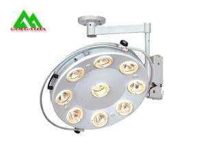 China Shadowless Ceiling Mounted Surgical Light , Hospital Operation Theatre Lights on sale