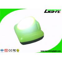 China 3W High Power LED Mining Light , Coal Mining Lights 13000 Lux  With USB Charging on sale