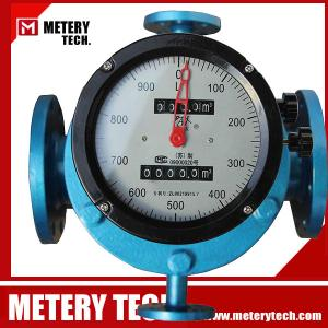 China Zero set oval gear flow meter on sale