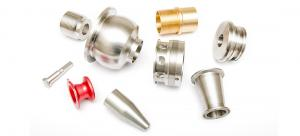 China SS301 Precision Turned Parts Hard Chrome Coating For Medical Equipment on sale