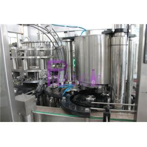 China Integrated Can Oil Automatic Filling Line , 2 In 1 Edible Oil Filler on sale