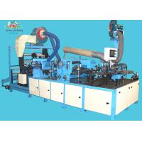 China 12kw Pagoda Paper Core Pipe Making Machine , Paper Tube Forming Machine 12kw on sale