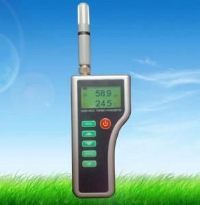 China Humidity & temperature meter on sale