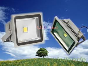 China 20W 1800Lm 6000K High Intensity Outdoor Led Floodlight Fixtures with Bridgelux Chip on sale